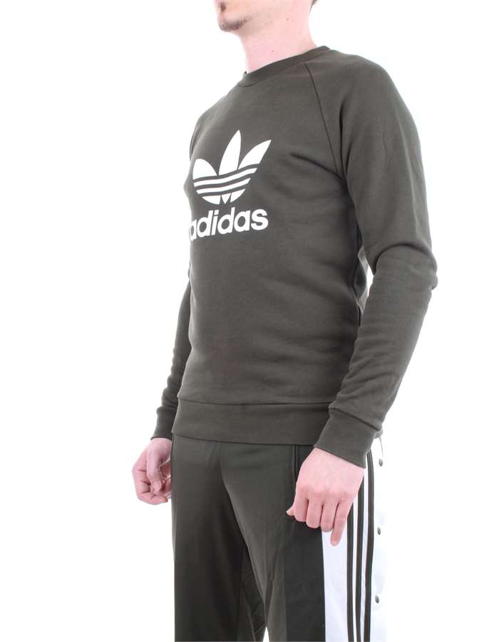 Adidas Originals Sweat Green Cargo
